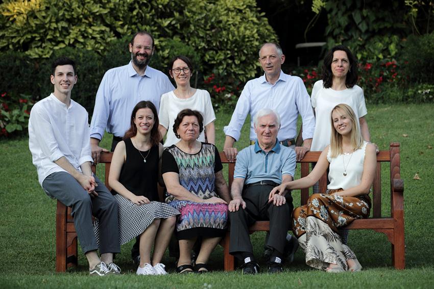 Famiglia Cattivelli Isola serafini